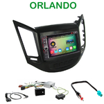 Pack autoradio Android GPS Chevrolet Orlando depuis 2010 - WIFI Bluetooth écran tactile HD