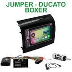 Pack autoradio Android GPS Citroën Jumper, Fiat Ducato et Peugeot Boxer depuis 05/2014 - WIFI Bluetooth écran tactile HD