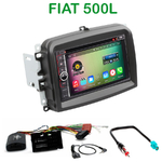 Pack autoradio Android GPS Fiat 500L - WIFI Bluetooth écran tactile HD