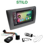 Pack autoradio Android GPS Fiat Stilo de 10/2001 à 05/2008 - WIFI Bluetooth écran tactile HD