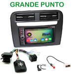 Pack autoradio Android GPS Fiat Grande Punto - WIFI Bluetooth écran tactile HD