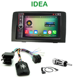Pack autoradio Android GPS Fiat Idea - WIFI Bluetooth écran tactile HD