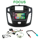 Pack autoradio Android GPS Ford Focus de 2011 à 2015 - WIFI Bluetooth écran tactile HD