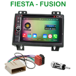 Pack autoradio Android GPS Ford Fiesta & Fusion avant 09/2005 - WIFI Bluetooth écran tactile HD