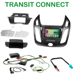 Pack autoradio Android GPS Ford Transit Connect depuis 2014 - WIFI Bluetooth écran tactile HD