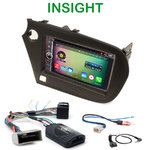 Pack autoradio Android GPS Honda Insight depuis 2010 - WIFI Bluetooth écran tactile HD