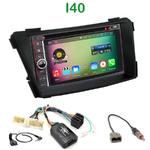 Pack autoradio Android GPS Hyundai i40 depuis 06/2011 - WIFI Bluetooth écran tactile HD