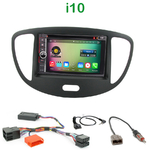 Pack autoradio Android GPS Hyundai i10 de 2008 à 2013 - WIFI Bluetooth écran tactile HD