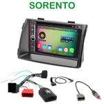 Pack autoradio Android GPS Kia Sorento de 2009 à 2012 - WIFI Bluetooth écran tactile HD