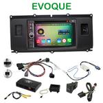 Pack autoradio Android GPS Land Rover Evoque de 2011 à 2015 - WIFI Bluetooth écran tactile HD