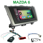 Pack autoradio Android GPS Mazda 6 de 2008 à 2012 - WIFI Bluetooth écran tactile HD