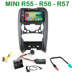 Pack autoradio Android GPS Mini Cooper, Clubman et Countryman - WIFI Bluetooth écran tactile HD