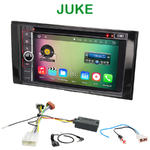 Pack autoradio Android GPS Nissan Juke depuis 05/2014 - WIFI Bluetooth écran tactile HD