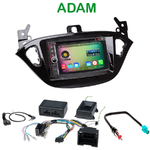 Pack autoradio Android GPS Opel Adam - WIFI Bluetooth écran tactile HD