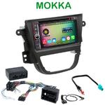 Pack autoradio Android GPS Opel Mokka depuis 10/2012 - WIFI Bluetooth écran tactile HD
