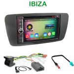 Pack autoradio Android GPS Seat Ibiza depuis 06/2008 - WIFI Bluetooth écran tactile HD