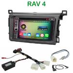 Pack autoradio Android GPS Toyota RAV4 depuis 2013 - WIFI Bluetooth écran tactile HD