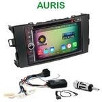 Pack autoradio Android GPS Toyota Auris de 2007 à 2013 - WIFI Bluetooth écran tactile HD