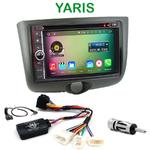 Pack autoradio Android GPS Toyota Yaris de 1999 à 2003 - WIFI Bluetooth écran tactile HD