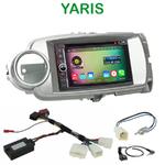 Pack autoradio Android GPS Toyota Yaris de 2011 à 2013 - WIFI Bluetooth écran tactile HD