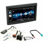 Autoradio 2-DIN Alpine Peugeot 207, 307 Expert & Fiat Scudo - CDE-W296BT, IVE-W560BT, IVE-W585BT ou ILX-F903D AU CHOIX