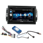 Autoradio 2-DIN Alpine Jeep Commander Compass Grand Cherokee Patriot Wrangler - CDE-W296BT, IVE-W560BT OU IVE-W585BT AU CHOIX