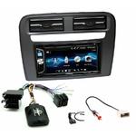 Autoradio 2-DIN Alpine Fiat Grande Punto depuis 2005 - CDE-W296BT, IVE-W560BT, IVE-W585BT ou ILX-F903D AU CHOIX