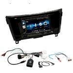 Autoradio 2-DIN Alpine Nissan Qashqai et X-Trail depuis 2014 - CDE-W296BT, IVE-W560BT ou ILX-F903D AU CHOIX