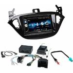 Autoradio 2-DIN Alpine Opel Adam et Corsa depuis 2014 - CDE-W296BT, IVE-W560BT, iLX-W650BT ou ILX-F903D AU CHOIX