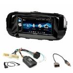 Autoradio 2-DIN Alpine Kia Soul depuis 2014 - CDE-W296BT, IVE-W560BT ou ILX-F903D AU CHOIX