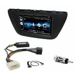 Autoradio 2-DIN Alpine Suzuki SX4 S-Cross depuis 2013 - CDE-W296BT, IVE-W560BT, IVE-W585BT ou ILX-F903D AU CHOIX