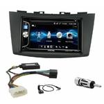Autoradio 2-DIN Alpine Suzuki Swift depuis 09/2010 - CDE-W296BT, IVE-W560BT, IVE-W585BT ou ILX-F903D AU CHOIX