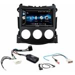 Autoradio 2-DIN Alpine Nissan 370Z - CDE-W296BT, IVE-W560BT, IVE-W585BT ou ILX-F903D AU CHOIX