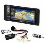 Pack autoradio GPS Toyota Hilux de 2007 à 2012 - iLX-702D, iLX-F903D, INE-W990HDMI ou INE-W710D au choix