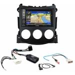Pack autoradio GPS Nissan 370Z - iLX-702D, INE-F904D, INE-W611D ou INE-W720D au choix