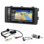 Pack autoradio GPS Mitsubishi ASX, Lancer et Outlander depuis 2013- iLX-702D, iLX-F903D, INE-W990HDMI ou INE-W710D au choix