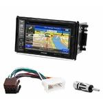 Autoradio GPS Kia Sorento de 2006 à 2009 - iLX-702D, iLX-F903D, INE-W990HDMI ou INE-W710D au choix