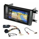 Autoradio GPS Subaru Impreza et XV de 2012 à 2015 - INE-W990HDMI, INE-W710D, ILX-702D ou ILX-F903D au choix