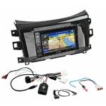 Autoradio GPS Nissan Navara et NP300 depuis 2015 - INE-W990HDMI, INE-W710D, INE-W987D ou ILX-702D au choix