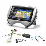 Autoradio GPS Nissan Micra de 2011 à 2014 - iLX-702D, INE-F904D, INE-W611D ou INE-W720D au choix