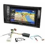Autoradio GPS Nissan Juke depuis 05/2014 - iLX-F903D, INE-W990HDMI, INE-W710D ou INE-W987D au choix