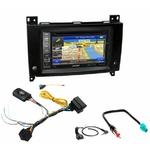 Autoradio GPS Mercedes Vito depuis 2015 - INE-W990HDMI, INE-W710D, INE-W987D ou ILX-702D au choix