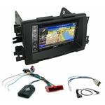 Autoradio GPS Mazda CX-5 depuis 2012 et Mazda 6 de 2014 à 2015 - iLX-702D, INE-F904D, INE-W611D ou INE-W720D au choix