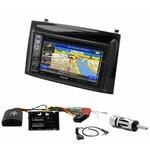 Autoradio GPS Fiat Doblo et Opel Combo depuis 2015 - iLX-F903D, INE-W990HDMI, INE-W710D ou INE-W987D au choix