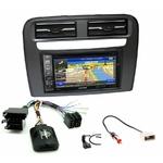 Autoradio GPS Fiat Grande Punto de 2005 à 2009 - INE-W990HDMI, INE-W710D, INE-W987D ou ILX-702D au choix