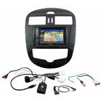 Autoradio GPS Nissan Pulsar depuis 2015 - iLX-702D, INE-F904D, INE-W611D ou INE-W720D au choix
