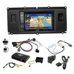 Autoradio GPS Range Rover Evoque de 2011 à 2015 - iLX-702D, INE-F904D, INE-W611D ou INE-W720D au choix, commandes au volant INCLUSE