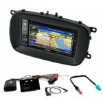 Pack autoradio GPS Fiat 500X - iLX-702D, iLX-F903D, INE-W990HDMI ou INE-W710D au choix