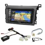 Pack autoradio GPS Toyota RAV4 depuis 2013 - iLX-F903D, INE-W990HDMI, INE-W710D ou INE-W987D au choix