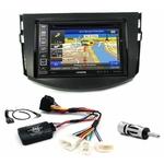 Pack autoradio GPS Toyota RAV4 de 2006 à 2013 - iLX-702D, iLX-F903D, INE-W990HDMI ou INE-W710D au choix